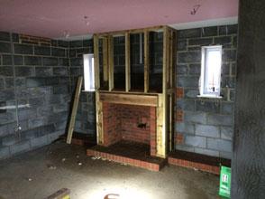 fireplace conversion basildon