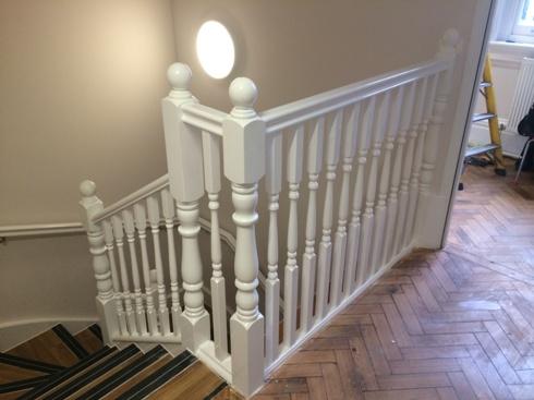 Staircase Installation Brentwood Essex. );