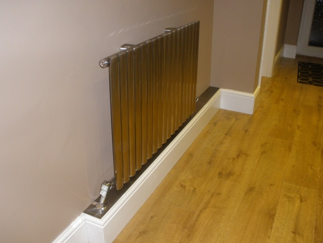 Pipe skirting