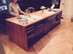 Kitchen fitting Essex
