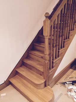 Staircase installation essex