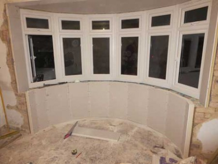 Bay Window Insulated