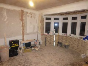 how to insulate a bay window