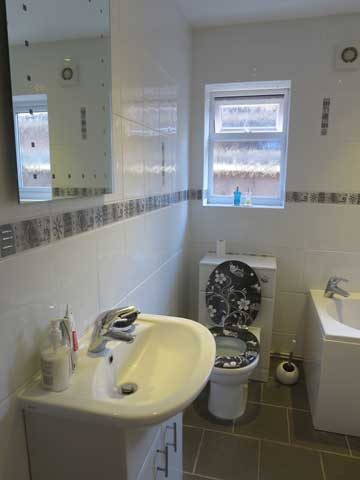 wall tiling in basildon