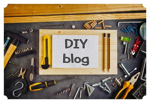 DIY guides Blog header