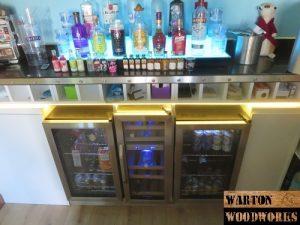 home bar installation essex