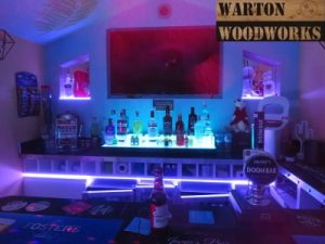 bespoke bar interior uk