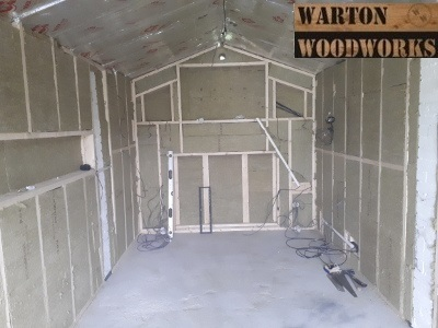 how to soundproof a garage or bar