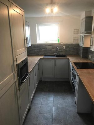 kitchen installation wickford