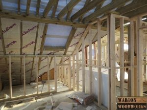 hip to gable room conversion