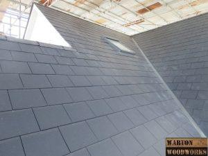 bungalow conversion roof tiles