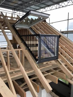 loft conversion velux window