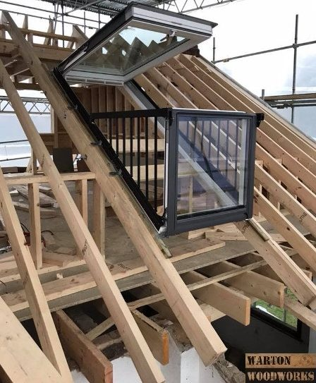 What Are Velux Cabrio Windows Balcony Roof Windows Why