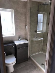 Bathroom fitter in Basildon