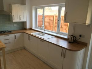 kitchen fitting in doddinghurst