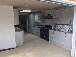 kitchen installation rayleigh
