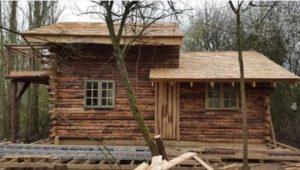 wooden lodge essex