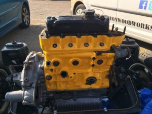 1989 mini classic engine