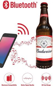 Top 5 gadgets beer bottle speaker