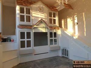 Building a kids playhouse