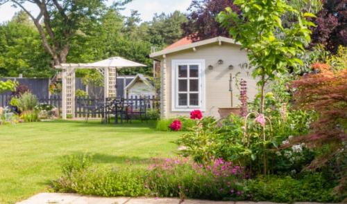 the perfect English garden