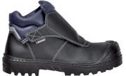 safety boots for hot felt roofing
